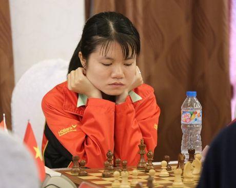 Thao Nguyen dang quang giai co vua quoc te HDBank - Anh 1