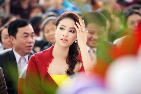 Pham Huong khien fan ngan ngo tai Le hoi van hoa Nhat Ban - Anh 8