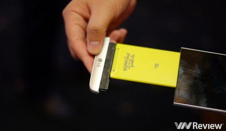"""LG G5 ban ra tu thang 4, se co """"gia soc"""" tai Viet Nam - Anh 10"""