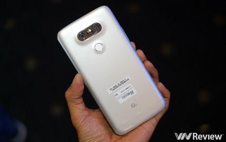 """LG G5 ban ra tu thang 4, se co """"gia soc"""" tai Viet Nam - Anh 5"""