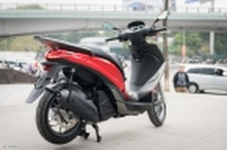 [Tren tay] Piaggio Medley ABS 125cc, thiet ke on, ABS 2 kenh, cop rong - Anh 24