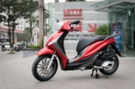 [Tren tay] Piaggio Medley ABS 125cc, thiet ke on, ABS 2 kenh, cop rong - Anh 25