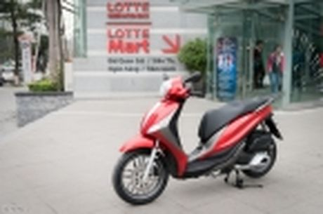 [Tren tay] Piaggio Medley ABS 125cc, thiet ke on, ABS 2 kenh, cop rong - Anh 27