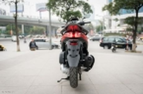 [Tren tay] Piaggio Medley ABS 125cc, thiet ke on, ABS 2 kenh, cop rong - Anh 30