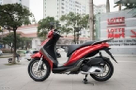 [Tren tay] Piaggio Medley ABS 125cc, thiet ke on, ABS 2 kenh, cop rong - Anh 34