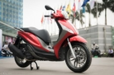 [Tren tay] Piaggio Medley ABS 125cc, thiet ke on, ABS 2 kenh, cop rong - Anh 38