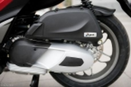 [Tren tay] Piaggio Medley ABS 125cc, thiet ke on, ABS 2 kenh, cop rong - Anh 41