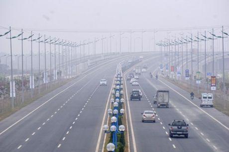 Nâng tốc độ trên đường Nhật Tân - Nội Bài
