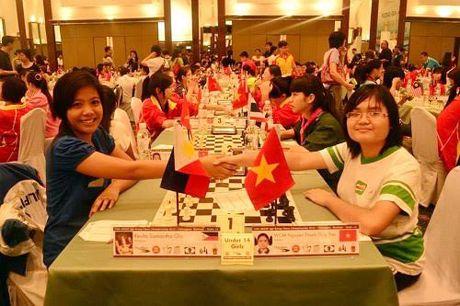 Ky thu Thuy Tien nhieu co hoi vo dich U18 nu co vua chau A - Anh 1