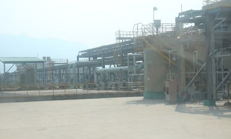 Cận cảnh đường ống xả thải của Cty Formosa Hà Tĩnh