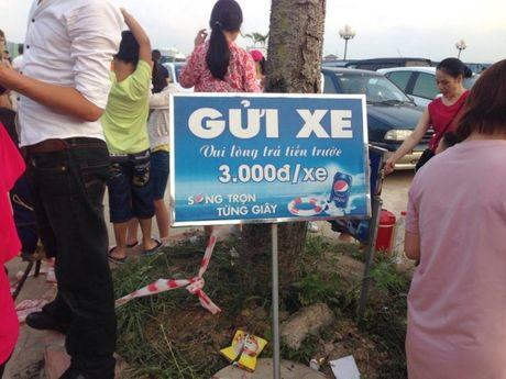 Quang Ninh: Bai tam nem chat nguoi trong tuan le du lich Ha Long - Anh 2