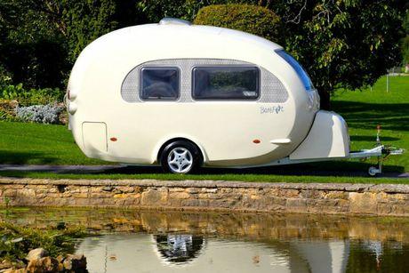 Khám phá thùng tải Barefoot Caravan tiện nghi như khách sạn mini