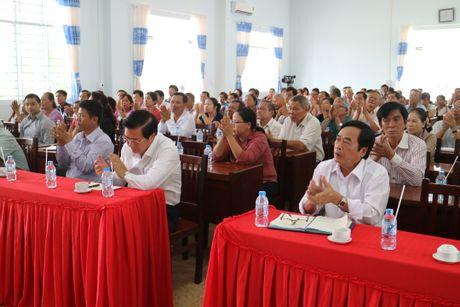 Pho Thu tuong Truong Hoa Binh: Tao dong luc manh me thuc day Long An phat trien - Anh 3