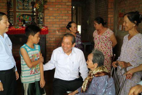 Pho Thu tuong Truong Hoa Binh: Tao dong luc manh me thuc day Long An phat trien - Anh 5