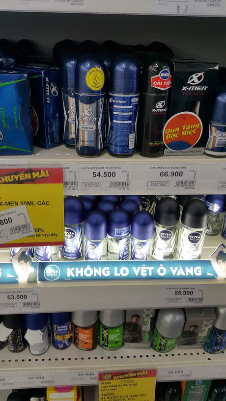 Hoang mang my pham Xmen bi cam van ban tran lan tren thi truong - Anh 1
