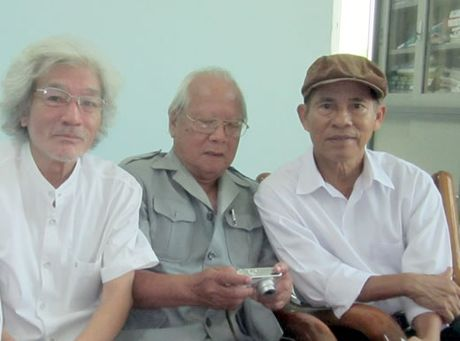 Nhà văn Nguyễn Khắc Phục và duyên nợ với xứ Quảng