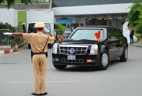 Tuong thuat ngay lam viec dau tien cua Obama tai Ha Noi - Anh 22