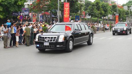 Tuong thuat ngay lam viec dau tien cua Obama tai Ha Noi - Anh 23