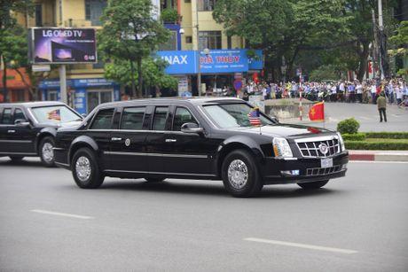 Tuong thuat ngay lam viec dau tien cua Obama tai Ha Noi - Anh 26