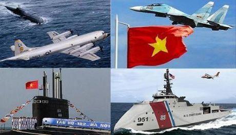 Bo cam van, vu khi My-Nga sat canh bao ve Viet Nam - Anh 1