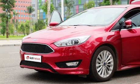Xem chi tiet Ford Focus moi - Anh 4