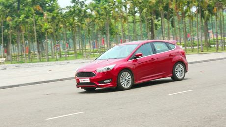 Xem chi tiet Ford Focus moi - Anh 6