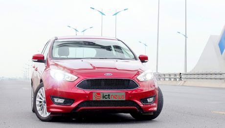 Xem chi tiet Ford Focus moi - Anh 7