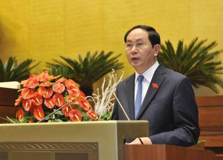 Chu tich nuoc tra loi phong van hang thong tan Tass cua Nga - Anh 1