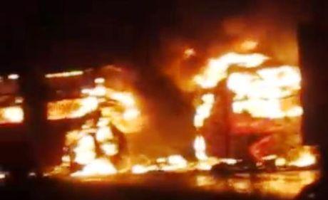 Vụ tai nạn thảm khốc ở Bình Thuận: Đã có 13 nạn nhân tử vong
