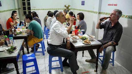 Tong thong Obama noi gi voi cac thu linh tre Viet Nam? - Anh 2