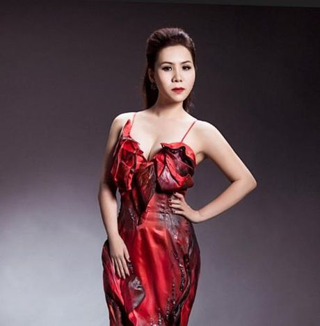 Nữ hoàng Doanh nhân Ngô Thị Kim Chi dep long lay voi dam da hoi - Anh 4
