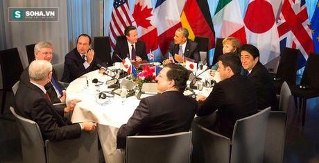Lanh dao G7 nhat tri can 'thong diep manh' ve bien Dong - Anh 1