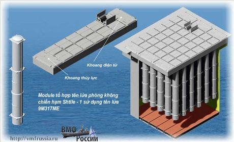 """Viet Nam dung """"o Bien Dong"""" voi khu truc ham phong khong - Anh 2"""