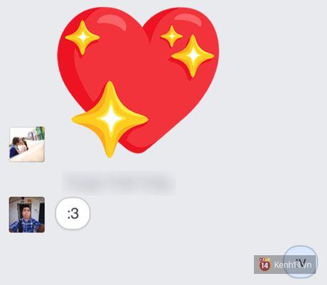 Tin buon: Facebook khong con :v va :3 khi chat - Anh 1