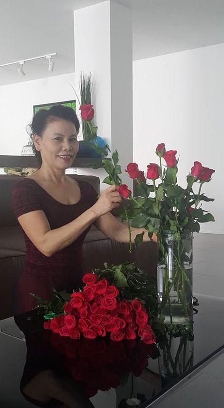 Cuoc song cua Ho Ngoc Ha trong can biet thu tien ty - Anh 10