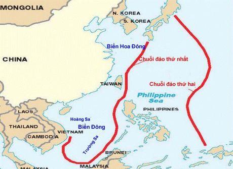 My bop nghet Trung Quoc tren Bien Dong voi 3 chien luoc chien tranh - Anh 2