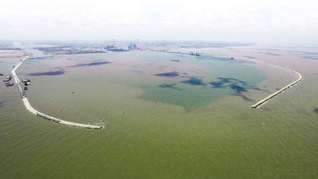 Luồng cho tàu biển trọng tải lớn vào sông Hậu