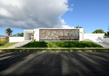 Ngắm nhìn căn biệt thự sang trọng tại Puerto Rico