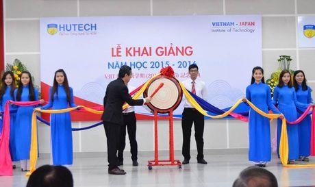 Chuong trinh dai hoc chuan Nhat thu hut nho dam bao dau ra - Anh 1