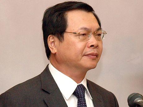 Cuu Bo truong Vu Huy Hoang tiep tuc bi VAFI 'vach tran' sai pham - Anh 1