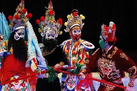 CuộcThi Nghệ thuật Sân khấu Tuồng và Dân ca kịch chuyên nghiệp toàn quốc