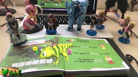 Sách học tiếng Anh 3D