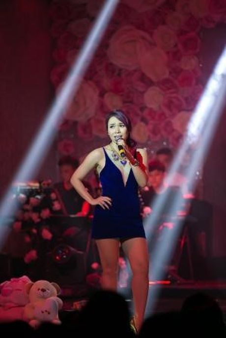 Dam Vinh Hung hen uoc cung My Tam lam liveshow tai san van dong - Anh 1