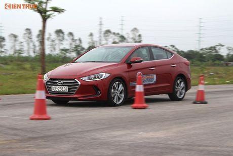 """Hyundai Elantra 2016 """"uong"""" 4,6l xang/100 km? - Anh 13"""