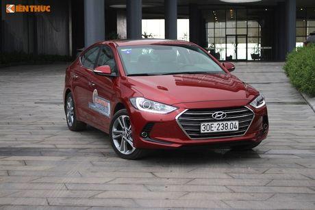 """Hyundai Elantra 2016 """"uong"""" 4,6l xang/100 km? - Anh 15"""