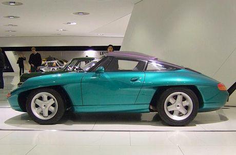 "Ngắm Panamericana - ""Thủy tổ"" của SUV Porsche Cayenne"