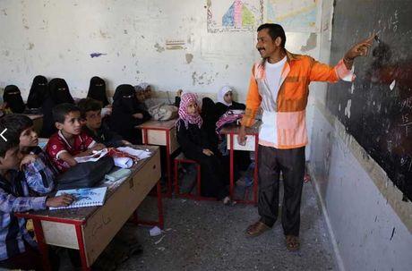 Chiem nguong nhung ngoi lang tren nui o Yemen - Anh 14