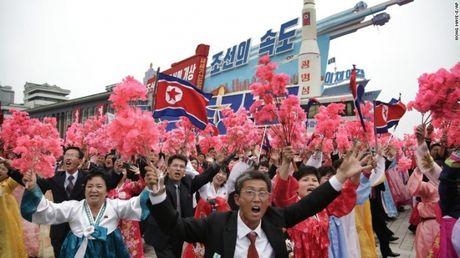 Triều Tiên mở 'đại tiệc' ăn mừng thử hạt nhân lần 5 thành công