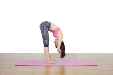 Bon tu the yoga giup teen cai thien chieu cao nhu mong muon - Anh 2
