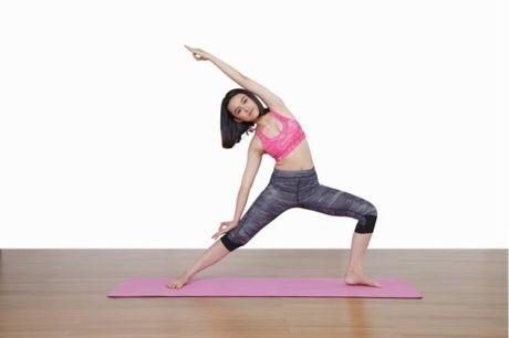 Bon tu the yoga giup teen cai thien chieu cao nhu mong muon - Anh 4